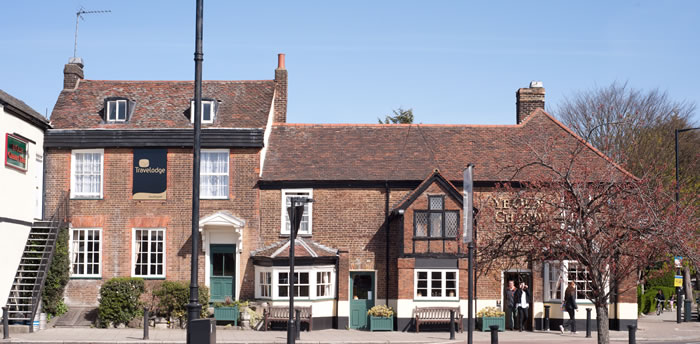 The Cherry Tree, Southgate Green