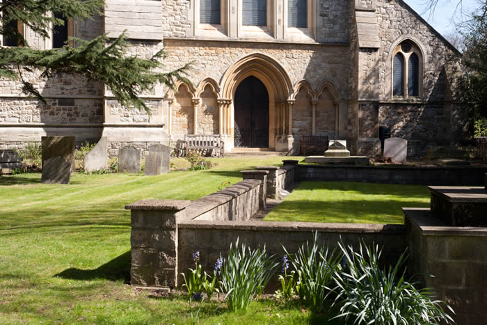 Christ Church West Door