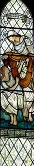 Burne Jones Chancel Window