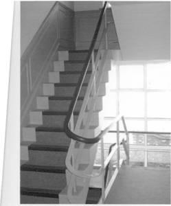 Ellington Court Stairs