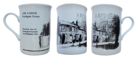 Ash Lodge mug