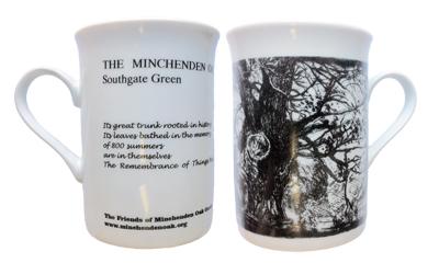 Michenden Oak Gardens Mug