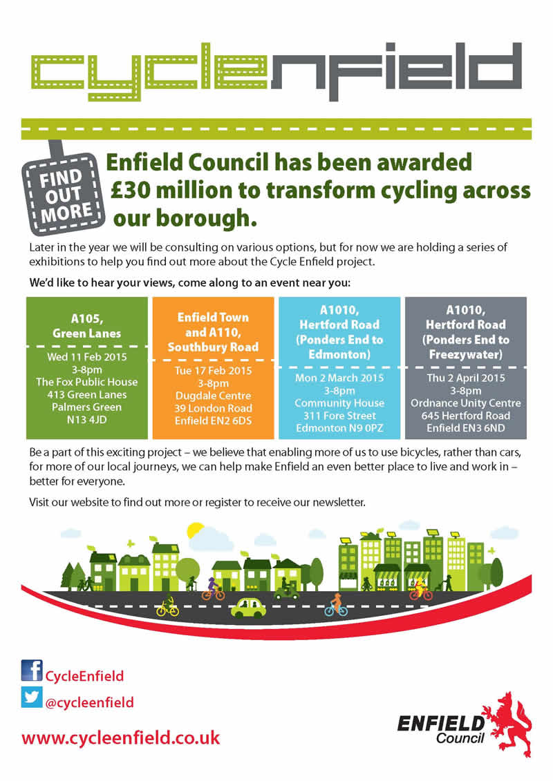 ESSP940 Cycle Enfield Consultation 2015-web